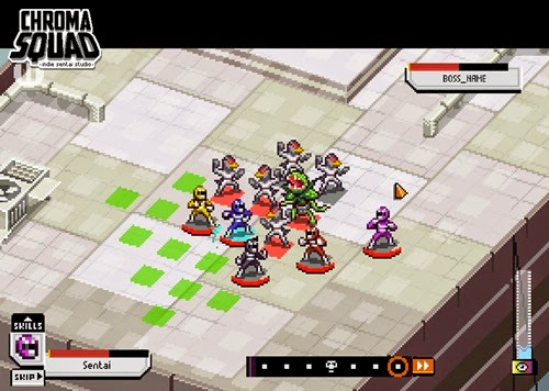 Chroma Squad - PC (Download Completo em Torrent)