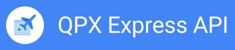 QPX Express API - 2018