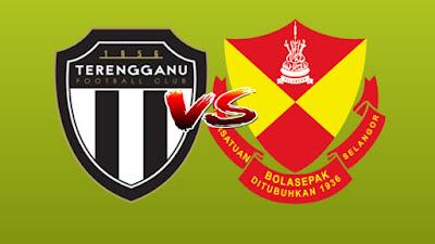 Live Streaming Terengganu FC vs Selangor Liga Super 24 Mei 2019