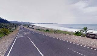 Pantai Soge Sidomulyo Pacitan
