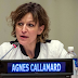 """UN Special Rapporteur Callamard: """"Who is spending for her visit here?"""""""