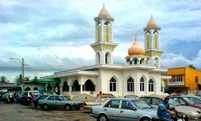 Masjid Pasar Basah, Pengkalan Chepa
