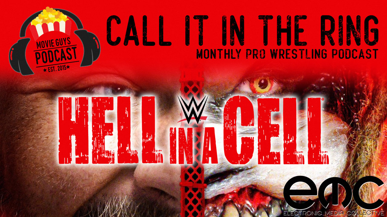 Call It In The Ring – Hell In A Cell 2019