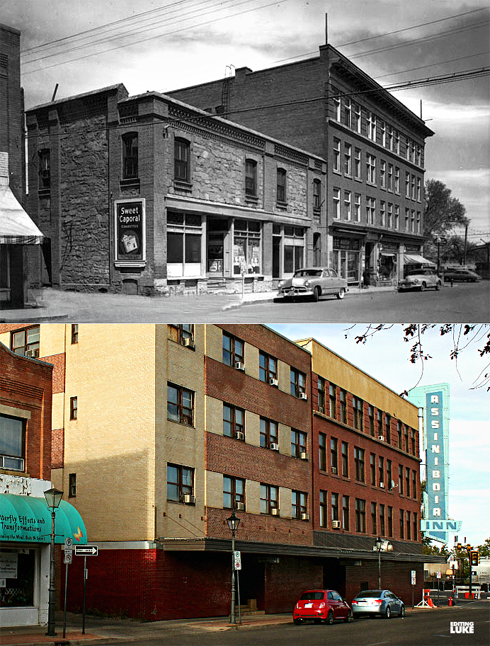 Medicine Hat Alberta Then Now Images
