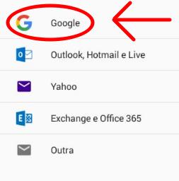 Como criar e-mail Google no celular