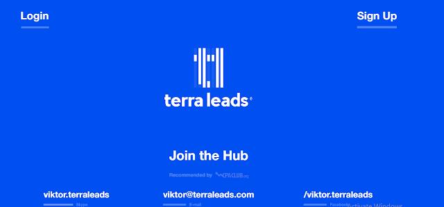 Menghasilkan Uang Dengan Affiliate Terra Leads