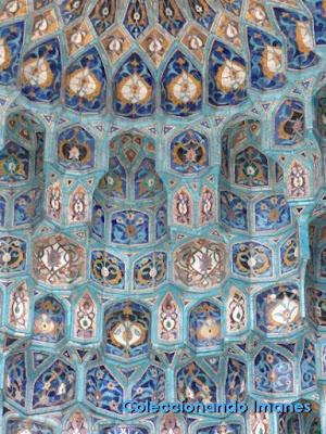 Detalle Mezquita de San Petersburgo