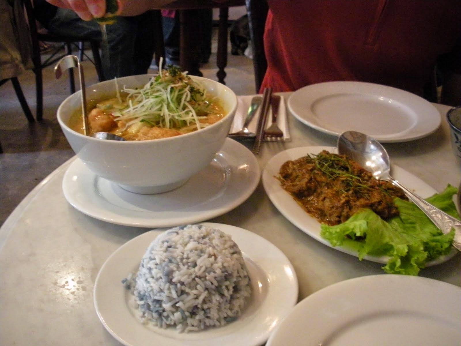 Malasian Cuisine