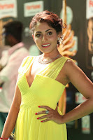 Madhu Shalini Looks Super Cute in Neon Green Deep Neck Dress at IIFA Utsavam Awards 2017  Day 2  Exclusive (46).JPG