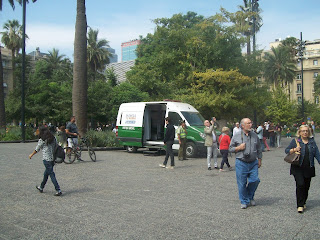 Excursion Santiago Chile