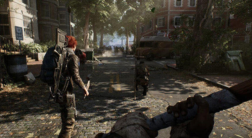 OVERKILL's The Walking Dead Console Release Delayed