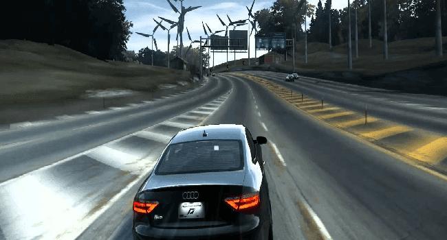 تحميل لعبة Need For Speed World 2010 برابط واحد