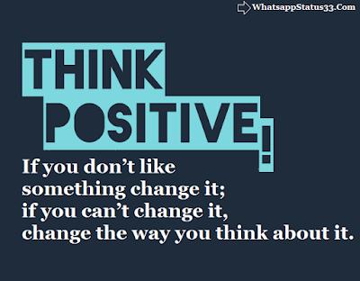 Attitude Status, Short Attitude Quotes