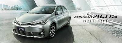 Keunggulan Dari Toyota Corolla Altis