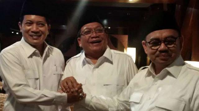 Juru Kampanye Prabowo Desak KPK Periksa Luhut soal Kasus Suap Meikarta