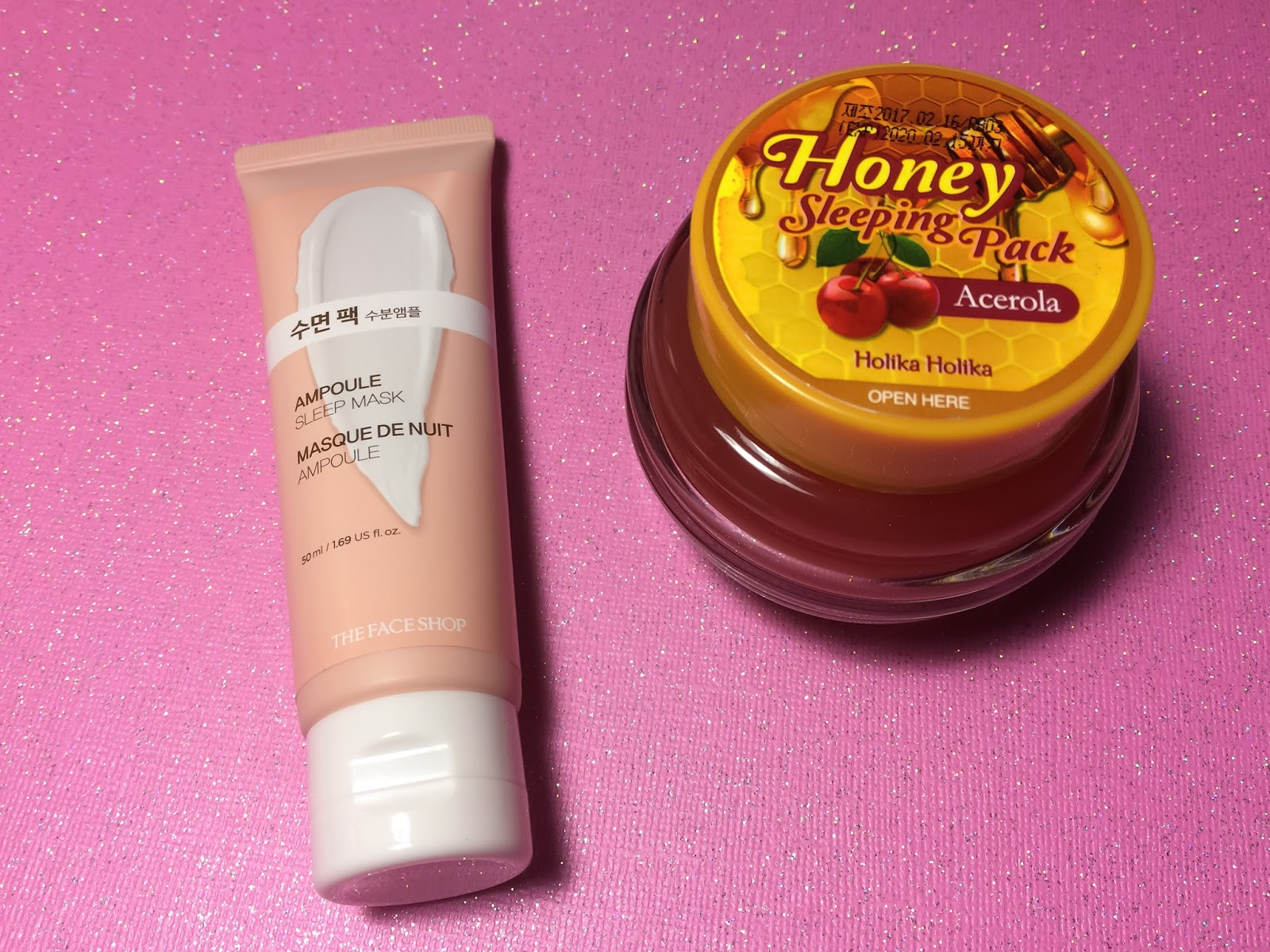 Whats New In My Stash Part Two Thesaem Saemmul Fruits Lip Sleeping Pack When Compared To Other Fellow Ebay Sellers Especially Those Who Are Already Rather Affordable Rinishop Tends Have Some Deeper Discounts