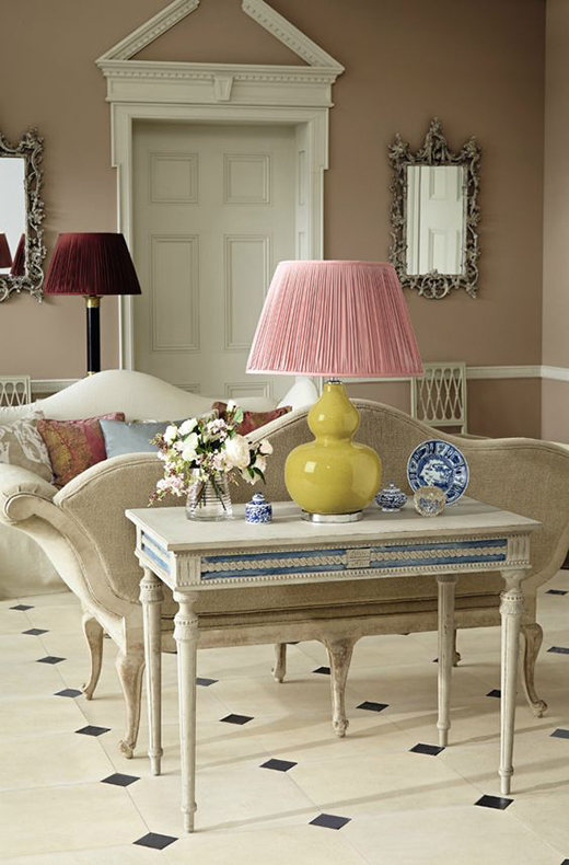 The Peak Of Trs Chic Lampshade Love
