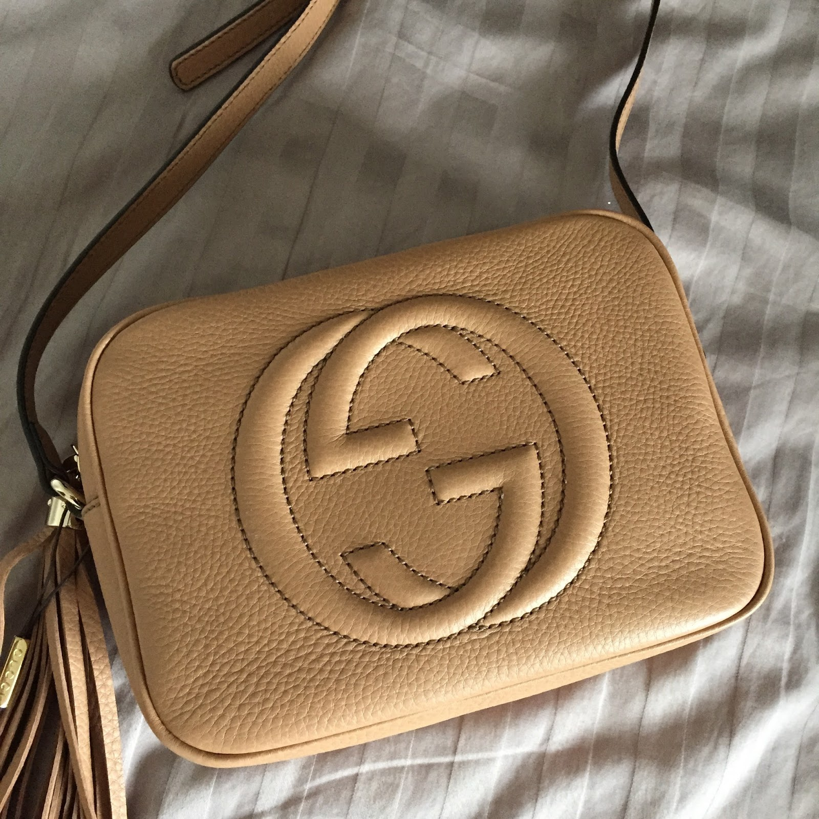 Gucci Soho Disco Shoulder Bag Jemjemr Loves