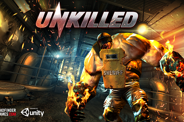 UNKILLED Mod Apk v2.0.2 Unlimited Ammo+No Reload