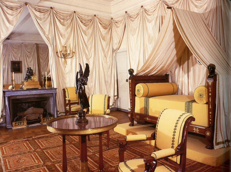 Mad About Interiors Antique Drapery