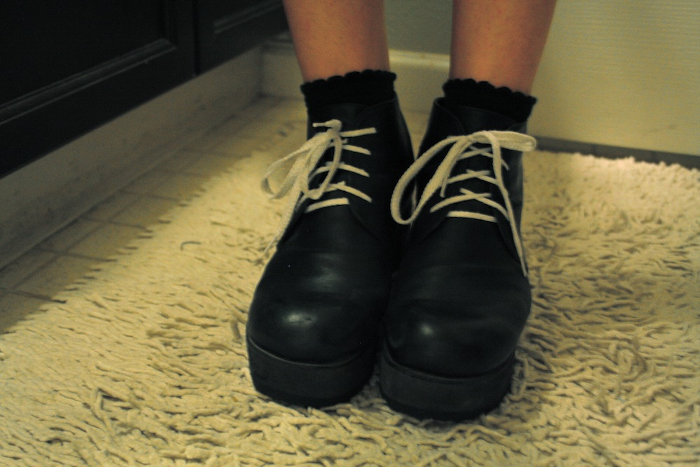 Other Person S Shoes