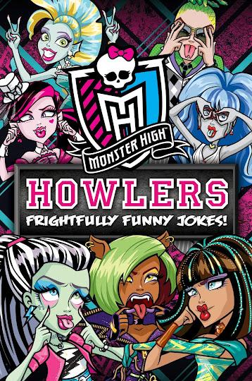 MH Monster High Howlers: Frightfully Funny Jokes Media