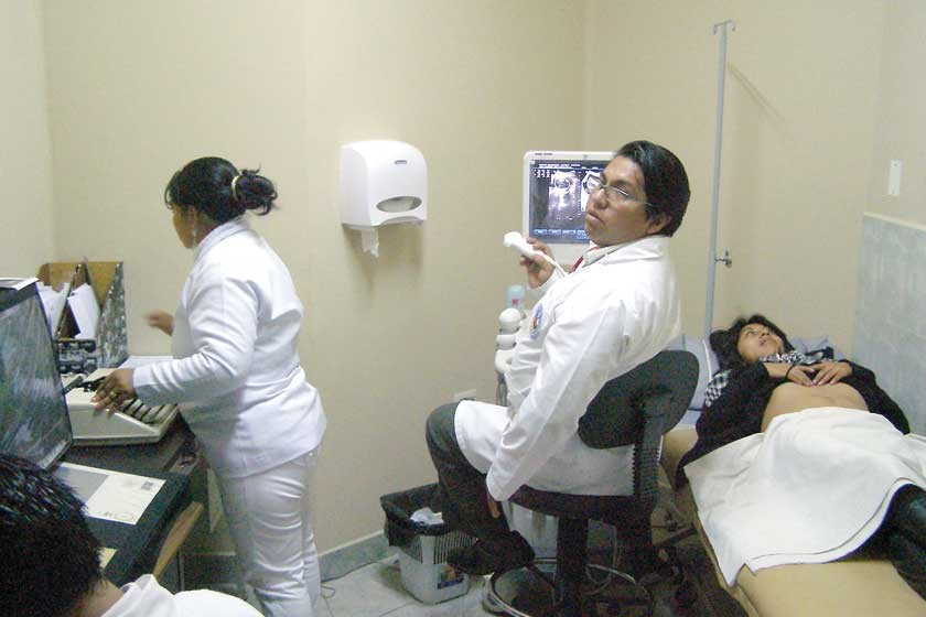 Salud recibe preinscripción virtual hasta este martes