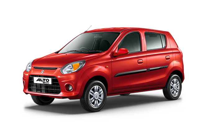 Maruti Suzuki Alto 800 2017 Couleurs Colors