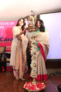 Actress Sneha Pos at V Care Graduation Ceremony  0013.jpg