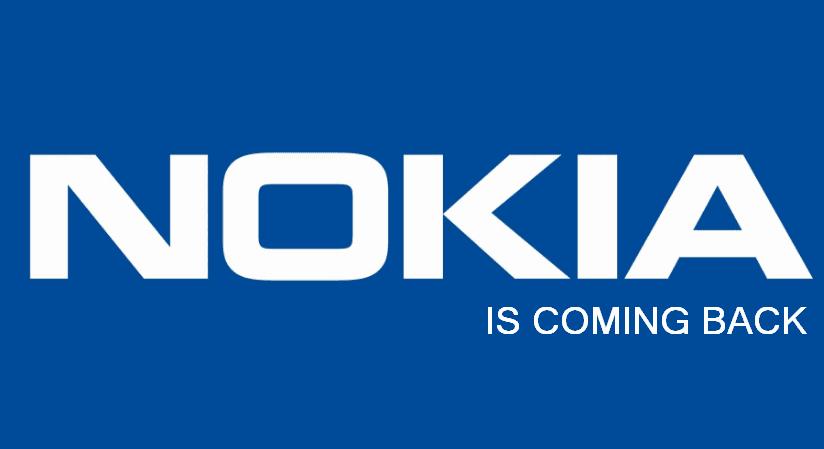 Nokia Comeback 2016