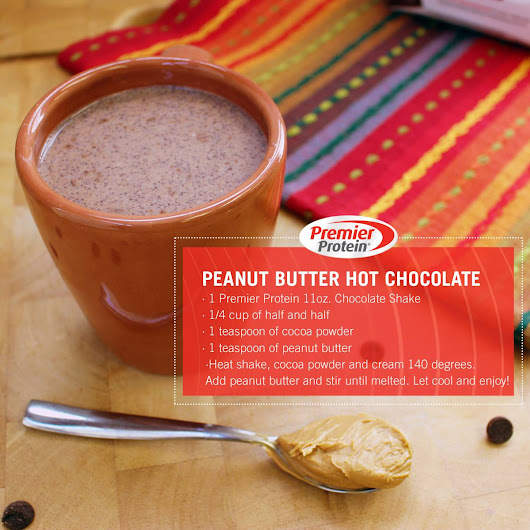 Celebrating National Hot Chocolate Day with a Premier Protein Giveaway