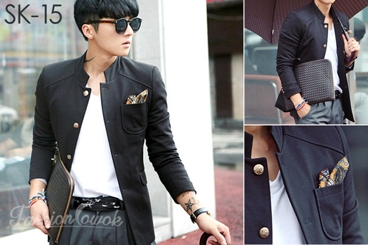 blazer fashion cowok