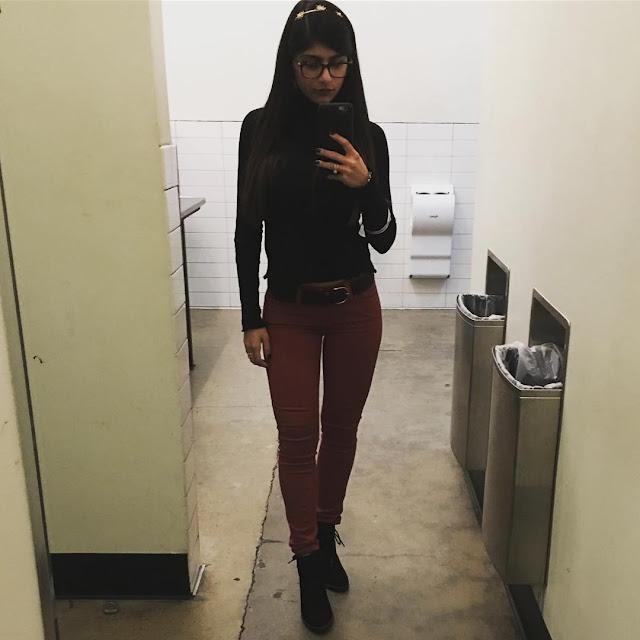 Recent Instagram Pics of Mia Khalifa Hot