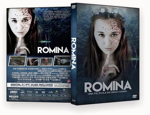 ROMINA DVD-R – CAPA DVD