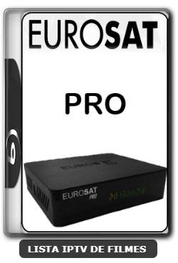 Eurosat PRO Nova Atualização Melhorias canais HD no SKS 61w  V1.35 - 09-06-2020