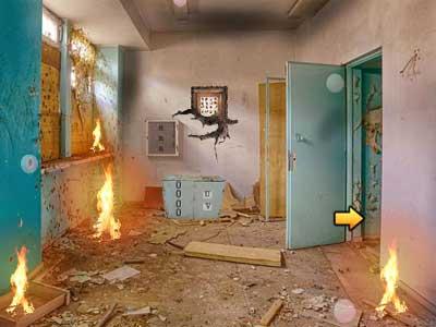 Fiery House Escape - Juegos de escape