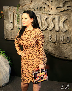 Alaska Premiere Jurassic World