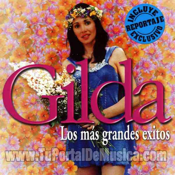 Gilda - Los Mas Grandes Éxitos (2004)