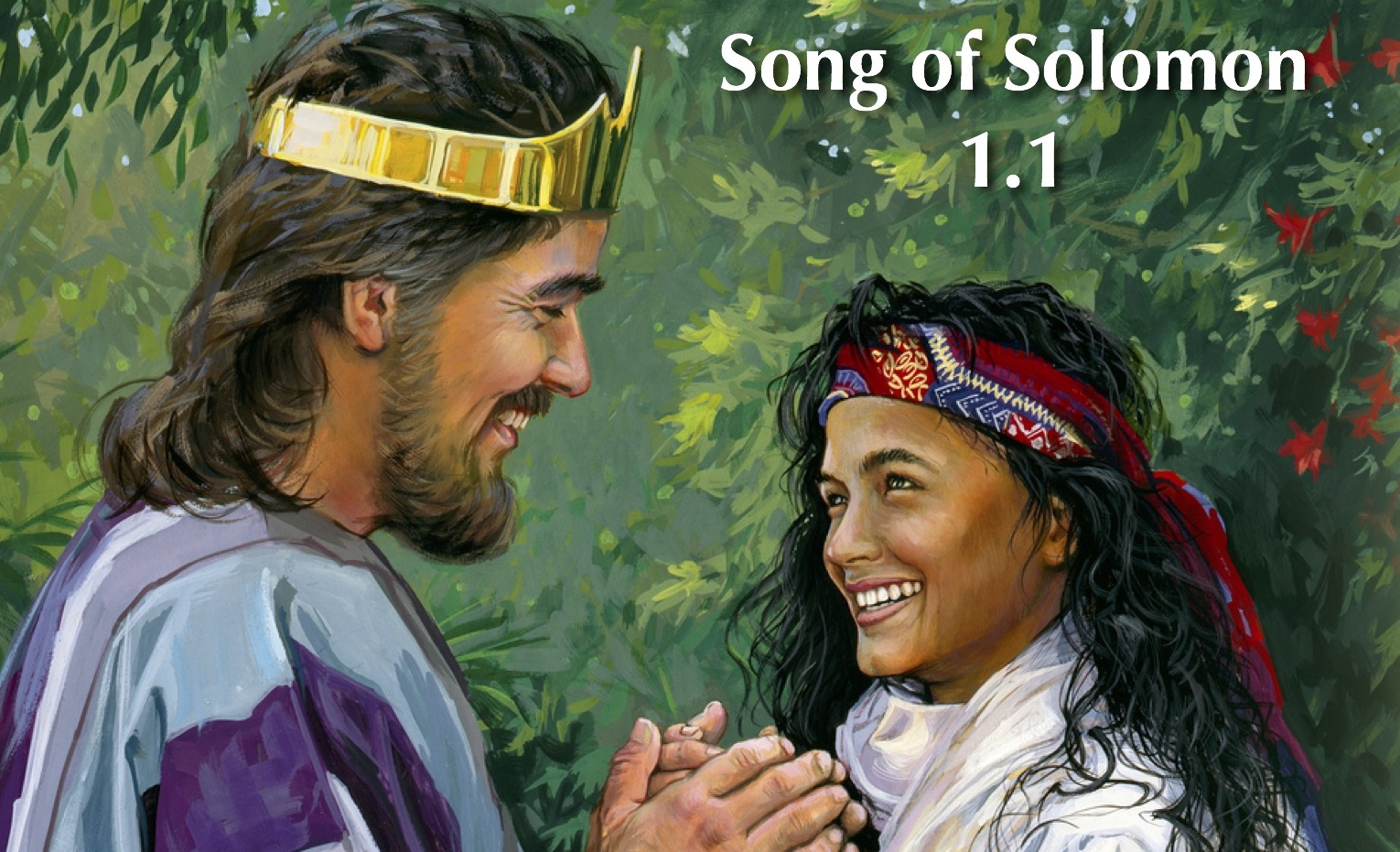 Cross and Cutlass: Song of Solomon, The Rapture, and the Marriage of