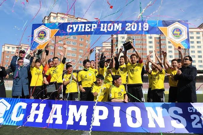 2019 Mazala National League kicks off in Mongolia
