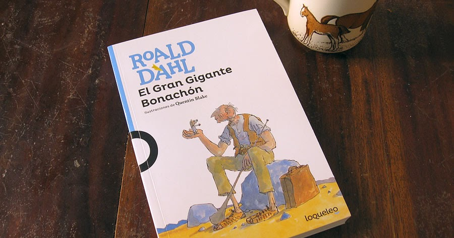 Bfg Kids Book