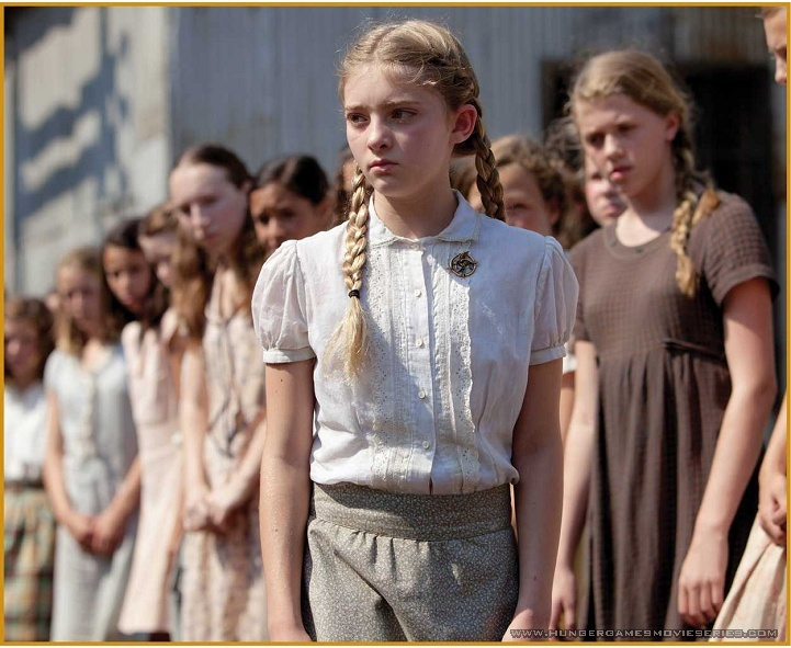 dress like prim - Primrose Everdeen Halloween Costume