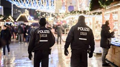Polícia alemã faz operação após projetos de ataques a judeus
