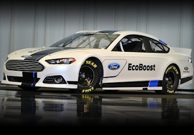 Ford Fusion NASCAR 2013 images