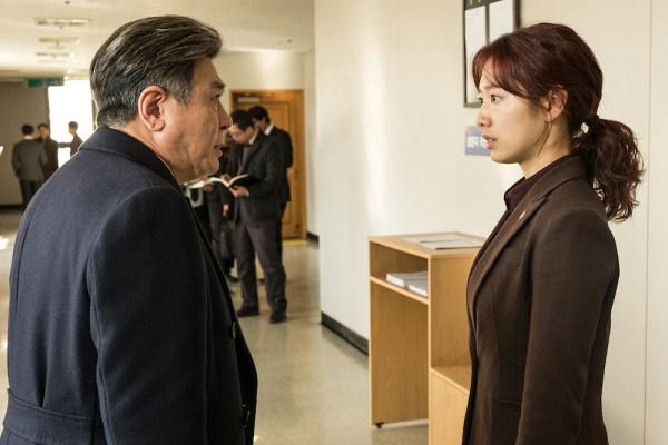 SINOPSIS Silent Witness (2017) - Film Park Shin Hye & Ryu Jun Yeol