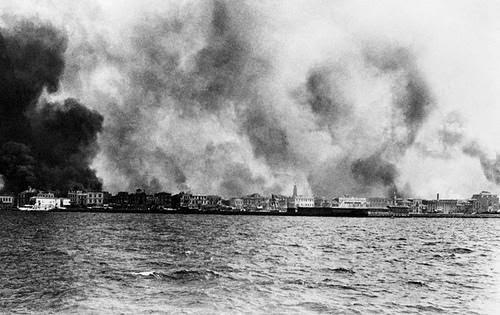 13 Eylül 1922 – İzmir Yanıyor -  Galip Baysan