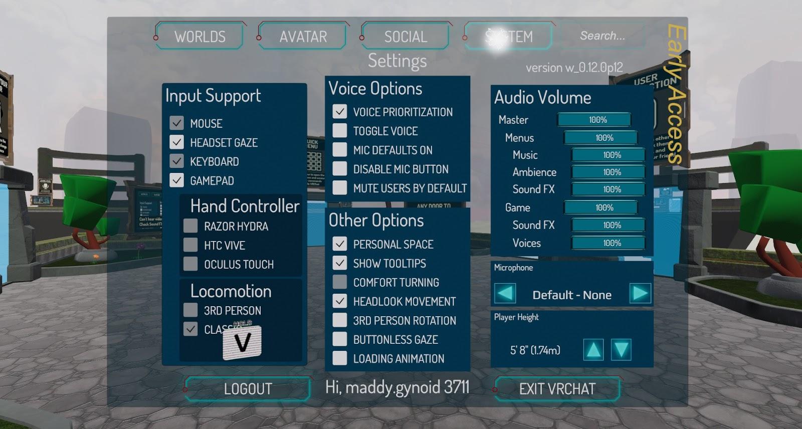 Echt Virtuell: VRChat angetestet