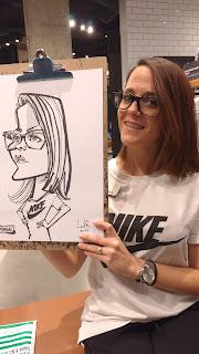 caricaturas en barcelona
