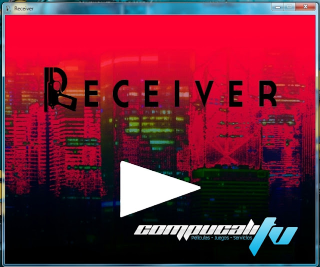 Reciever PC Full WaLMaRT