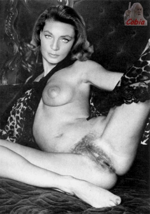 Similar bacall lauren nude commit
